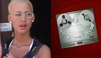 Amber Rose -- Kanye's a 'F***ing Clown'