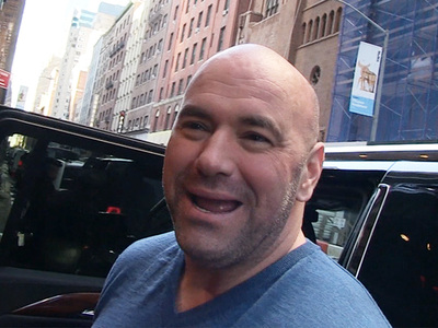 Dana White -- Don't Count Out Ronda ... She'll Dominate Again