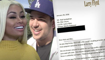Hustler to Rob Kardashian -- Really Wanna Screw Your Family?
