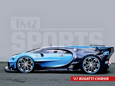 Floyd Mayweather -- Dropping $3.5 Mil On New Super Car