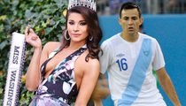 Ex-Miss Washington -- Drunk, Bloody, Confused ... In MLS Player Stabbing
