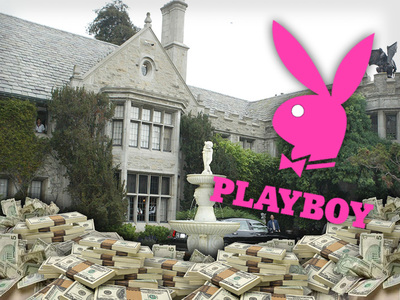 Playboy Mansion -- Theater Owner to Make Offer ... Estate Could Become High-End Club