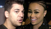 Kardashian Family -- Fears Rob's Back on Drugs ... Blames Blac Chyna