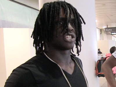 Chief Keef -- You Made Us Homeless!! College Girls Say His Fans Attacked Their Pad