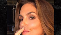Cindy Crawford -- I'm Kinda Flaky On Retirement