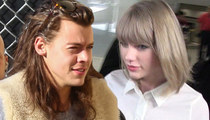 Harry Styles -- Trolls Ex Taylor Swift With Birthday Tweet