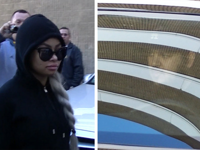 Blac Chyna, Rob Kardashian -- Back in L.A. After Marathon Bentley Ride (VIDEO)