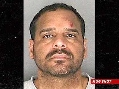 Jayson Williams -- Ex-NBA Star Arrested ... Drunk Driving Crash