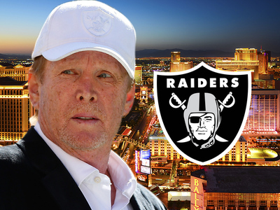 Raiders Owner Mark Davis -- Yep, I Own LasVegasRaiders.com ... Here's Why