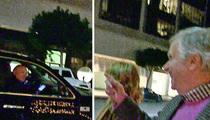 Terry Bradshaw -- STREET HECKLING ... Hey Henry Winkler!! (VIDEO)