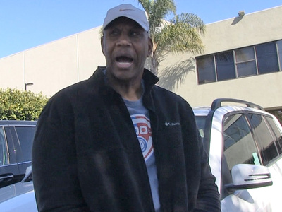 NBA's Kermit Washington -- League's Not As Violent Now ... There's More to Lose (VIDEO)
