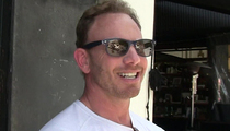 Ian Ziering -- I'm a Travel Agent Now!!!
