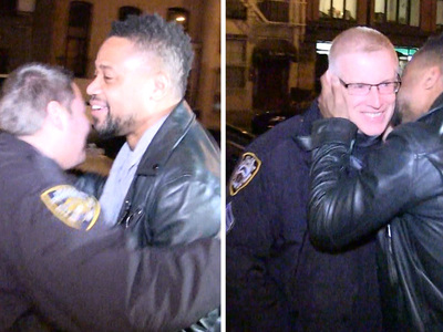 Cuba Gooding Jr. --  Killin' It in NY After O.J. Debut (VIDEO)