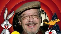 Bugs Bunny, Daffy Duck -- Voice Actor Dead
