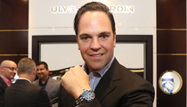 Mike Piazza -- Ultra Rare $25k Watch ... Hall of Fame Election Gift
