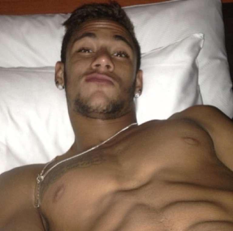 Neymar jr the shirtless soccer stud photo 10 tmz advertisement voltagebd Images
