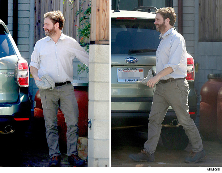 Zach Galifianakis: The Makeover 3 | TMZ.com