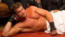 Throwdown Thursday with Dolph Ziggler -- See WWE Star's Raw Photos