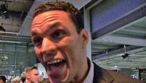 Tony Gonzalez -- Jock Blocks Travis Kelce Dating Show ... 'Doesn't He Have A Girlfriend?'