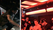 NFL's Eric Ebron -- I Got a Trick'd Out Super Bowl Party Bus ... Let's Turn Up!!