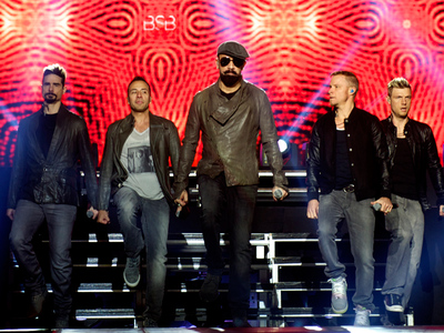 Backstreet Boys -- Quit Playing Games With Our Yuan! Chinese Co. Sues Promoter