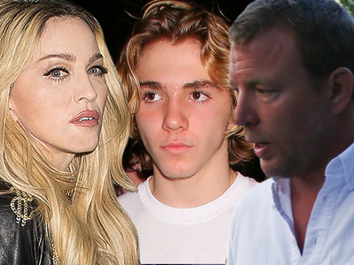 Madonna -- Hires P.I. in Custody War ... Deep Concerns About Guy Ritchie's Parenting Skills