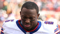 LeSean McCoy -- Reportedly Attacks Off-Duty Cops in Philly