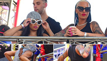 Amber Rose & Blac Chyna -- Ass Carnival (PHOTOS)