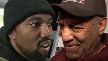 Kanye West -- Get Off Bill Cosby's Back ... He's NO Rapist!
