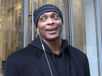 Eddie George -- O.J. Simpson Had Real Acting Talent ... Before, You Know ... (VIDEO)