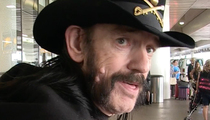 Lemmy -- All Systems Go for Tribute at the Rainbow (PHOTO & VIDEO)