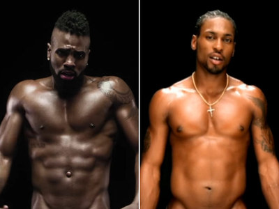 Derulo vs. D'Angelo -- Who'd You Rather?! (PHOTOS)