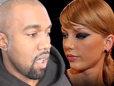 Kanye West -- Taylor Swift Had Heads Up on 'Sex' Lyric