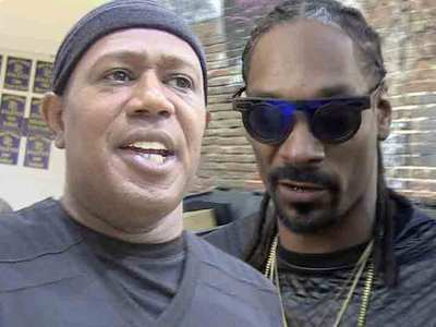 Master P Sued -- You Promised Dubai, Then Went Buh-Bye