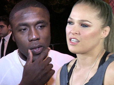 Andre Berto -- Yup, Rousey Needs A New Trainer ... ME!