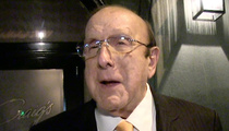 Clive Davis -- Death Threats Trigger Police Manhunt