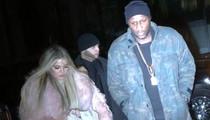 Lamar Odom & Khloe Kardashian -- We're Back ... to Soaking Up the Spotlight (VIDEO)