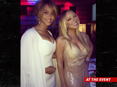 Beyonce & Mariah Carey -- Let's Talk Duets