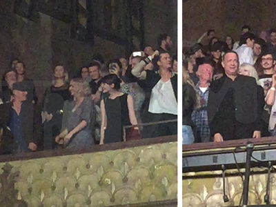 Adele -- Jennifer Lawrence, Emma Stone and Crew Jam Out (VIDEO)