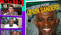 Deion Sanders -- I'm Really Worried About Kanye