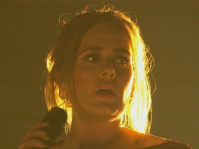 Adele -- Hello ... Where'd My Audio Go?