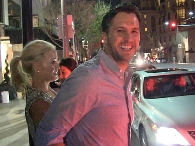 Luke Bryan -- JK -- Blake Shelton's a 'Terrible Person!!!' (VIDEO)