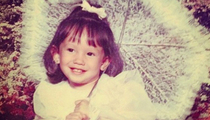 Guess Who This Little Lady in White Turned Into!
