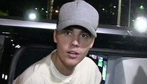 Justin Bieber -- Shells Out Peanuts To End Paparazzi Lawsuit