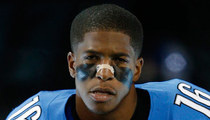 Titus Young -- Ex-NFL Star Sued for Battery ... 'Deep Wounds to Head'