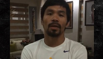 Manny Pacquiao -- Gays Are Worse Than Animals (VIDEO)