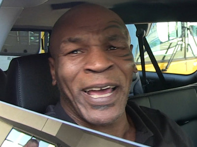 Mike Tyson -- Suicidal Thoughts Happen ... Ronda's Fine Now