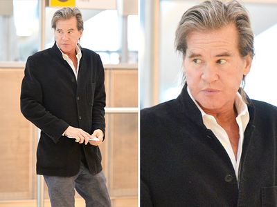Val Kilmer -- Iceman On the Mend (PHOTO)