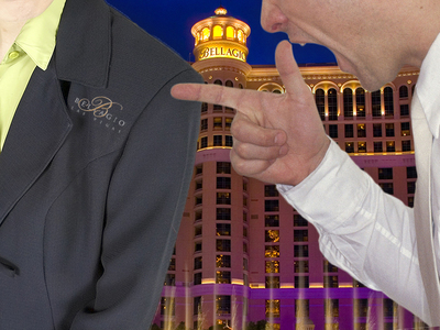 Filipino Worker Sues Bellagio Hotel -- Boss Called Me Monkey! And I Have Carpal Tunnel!