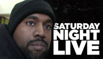 Kanye West -- Audio Reveals 'SNL' Freak Out But Lorne Michaels Was Spared (AUDIO)